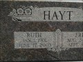 Image for 102 - Ruth Hayt - Bartlesville, OK USA