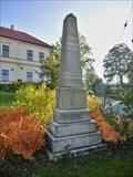 Image for World War Memorial - Temice, Czech Republic