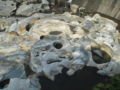 Glacial Potholes