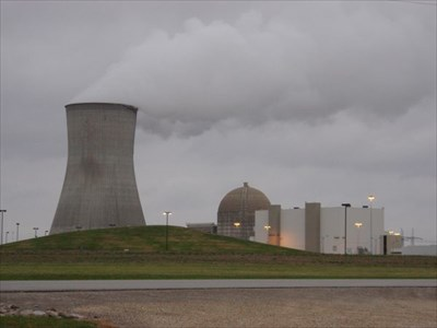 Amerenue Callaway County Mo Nuclear Power Plants On