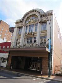 Movie theatre in hagerstown