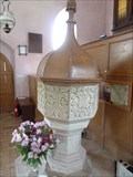 Image for Baptism Font - King Charles the Martyr - Shelland, Suffolk