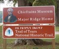 Image for Major Ridge House/ Chieftain's Museum