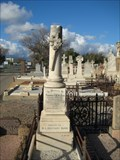 Image for Broken Column Headstone of Trooper PW Meehan, Adelaide Cemetery, South Australia