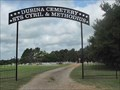 Image for Sts. Cyril and Methodius Catholic Cemetery - Dubina, Texas