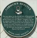 Image for Cabmen's Shelter, Market Place, Ripon, N Yorks
