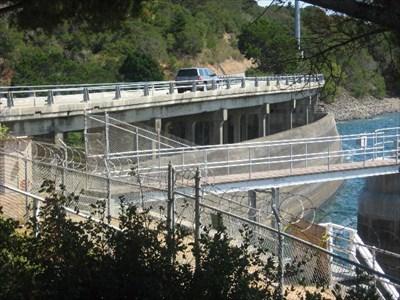 Water Reservoir San Mateo 12