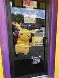 Image for Pikachu on a door - Bethany Beach, Delaware
