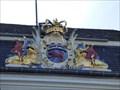 Image for Drei Löwen Stadtwappen Altes Rathaus - Bonn, NRW, Germany