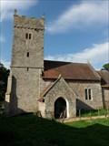 Image for Llanfihangel Rogiet - Medieval Church - Gwent, Wales. Great Britain.