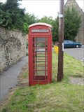 Image for Eastcote Red Telephone Box - Northants
