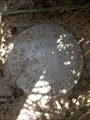 "Image for AW7024 - ""BAY HARBOR"" survey disk - Galveston Island, TX"