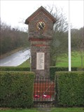 Image for Studham Combined War Memorial