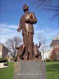 Image for Senator Everett Dirksen.  Capitol Complex Springfield, Illinois.