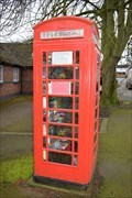 Image for Red Telephone Box - Long Clawson, Leicestershire, LE14 4PA