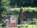 Image for Copper Miner Carving - Copperhill, TN