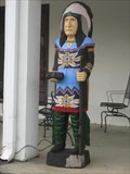 Image for Cigar Store Indian - Helen, GA