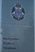 Image for Belgrave Police Station, Vic, Australia