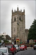 Image for Saint Nicholas Church Clock, Alcester, Warwickshire, UK