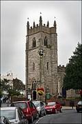 Image for Saint Nicholas Church Clock, Alcester, Warwickshire, UK