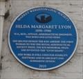Image for Hilda Margaret Lyon - Market Weighton , UK