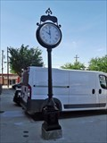 Image for The Flower Shop Clock - Mineral Wells, TX