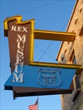 Image for Rex Museum - Neon - Gallup, New Mexico, USA.
