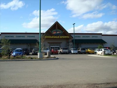 Wholesale Sports Outdoor Outfitters, St Albert Trail ...