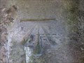 Image for Cut Bench Mark on St Mary the Virgin Church, Hailsham, Sussex
