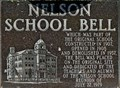 Image for Nelson School Bell Cairn - Lacombe, AB