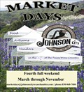 Image for Market Days - Johnson City, TX