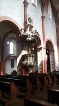 Image for Kirche St. Maria und Nikolaus des Klosters Arnstein - Obernhof - RLP - Germany
