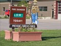 Image for Smokey Bear signs - Kronenwetter, WI