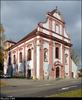 Image for Church of St. Valentine / Kostel Sv. Valentina - Príbor (North Moravia)