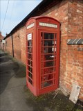 Image for Red Telephone Box - Main Street - Barkby, Leicestershire
