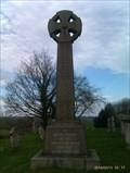 Image for Memorial Cross, All Saints - Lamport, Northamptonshire