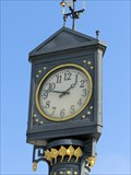Image for Town Clock - 17424 Seebad Ahlbeck/ Mecklenburg/ Deutschland
