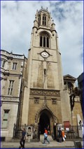 Image for St Dunstan-in-the-West - Fleet Street, London, UK
