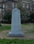 Image for Mountain Meadow Massacre Memorial - Harrison, Arkansas