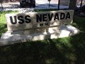Image for USS NEVADA Memorial — Carson City, NV