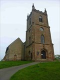 Image for Bell Tower, St Mary the Virgin, Hanbury, Worcestershire, England