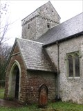 Image for St Michael's - Medieval Church - Llanmihangel, Vale of Glamorgan, Wales.