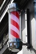 Image for The Golden Scissors Barber - Edinburgh, Scotland, UK