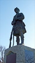 Image for Chester Cenotaph Soldier - Chester, NS