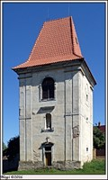 Image for Barokni zvonice/ Baroque bell tower, Drevcice, CZ