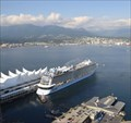 Image for Canada Place Cruise Ship Terminal - Vancouver, British Columbia, Canada.