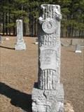 Image for Oscar Elmore - Mt Olive Baptist Church Cemetery, Laurens County, SC