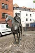 Image for Cloaked Horseman - Lewins Mead, Bristol, UK