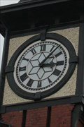 Image for Victoria Hall Clock- Kidsgrove, Stoke-on-Trent, Staffordshire.
