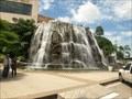 Image for Korat Mall Fountain—Korat City, Thailand.